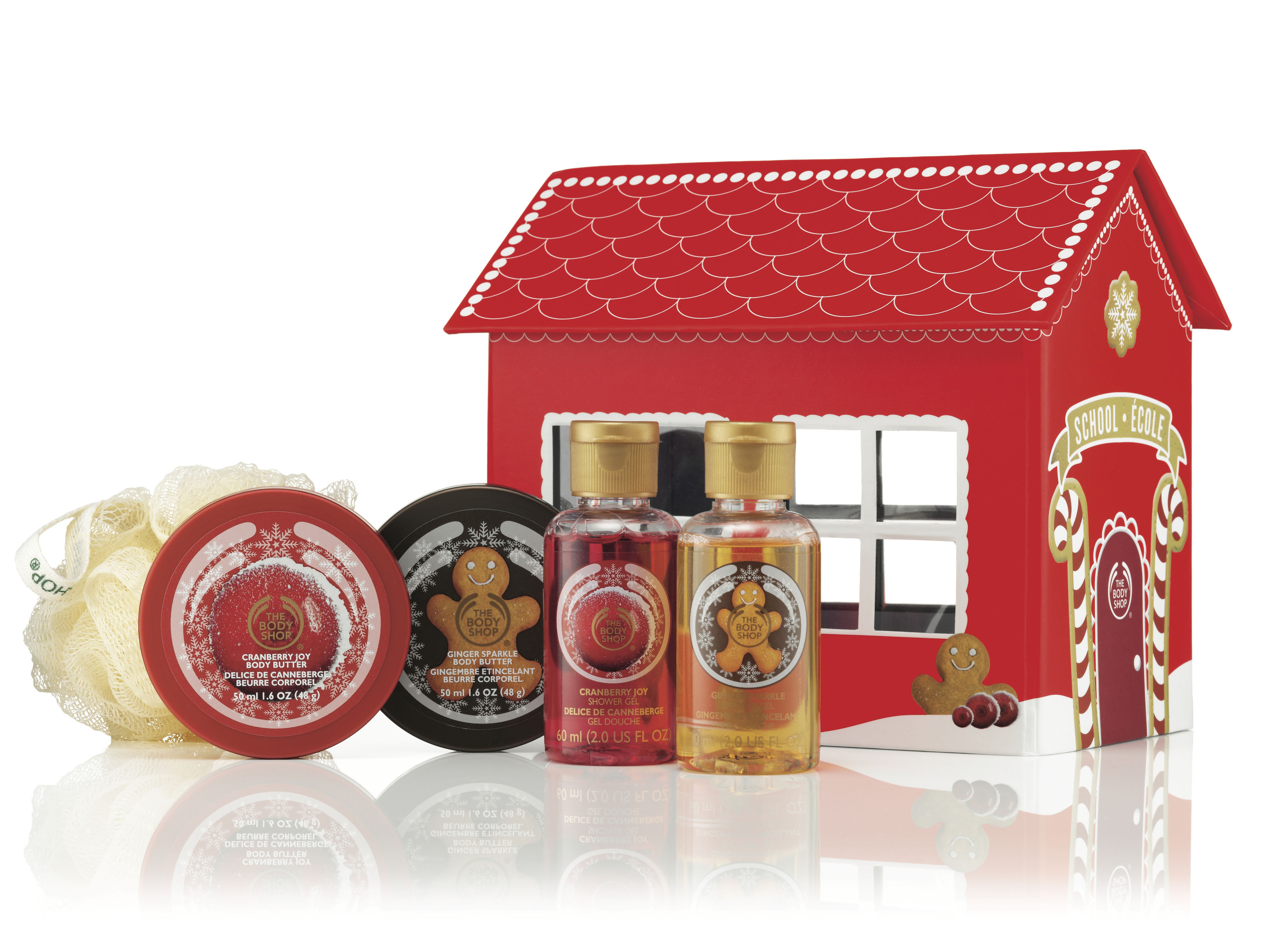 The Body Shop: Christmas gifting for a cause - Marie ...
